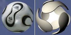 Футбольный мяч Кубка мира-2006.
